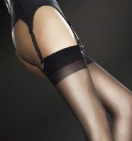 Fiore Justine 20 Denier Stockings in Black, Tan or Nude